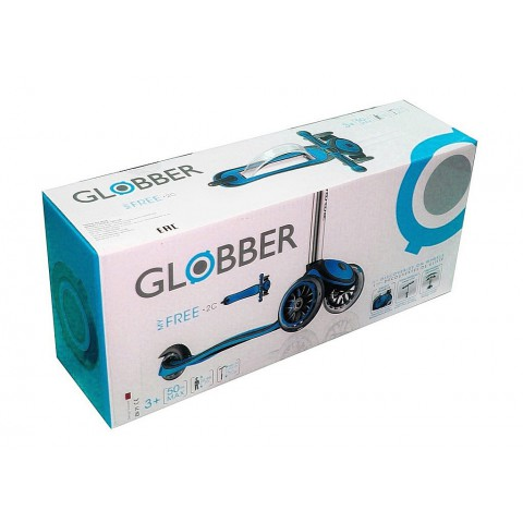 Самокат GLOBBER My Free new Technology