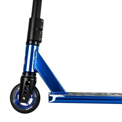 Трюковой самокат Hello Wood Boomer GL Blue