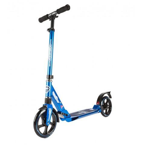 Самокат Hello Wood HW-RACER blue
