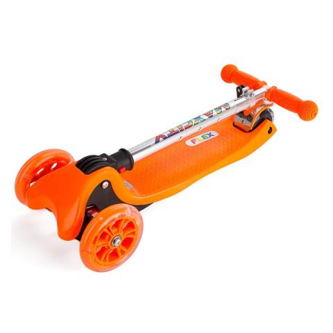 Самокат детский Maxcity MC Flex со светящими колесами