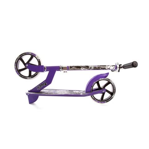 Самокат MaxCity MC Truck фиолетовый
