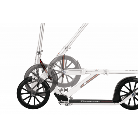 Самокат Razor A6 Lux с большими колесами