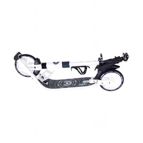 Самокат RIDEX Foton 200 мм белый с двумя амортизаторами