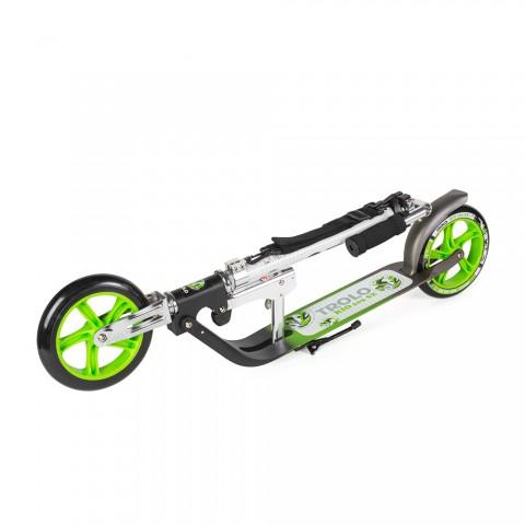 Самокат с большими колесами  Trolo Rio 205 SX зеленый