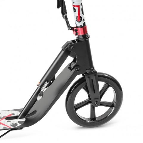 Самокат с большими колесами Trolo City Big Wheel 230 черный