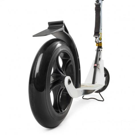 Самокат с большими колесами Trolo City Big Wheel 230 белый