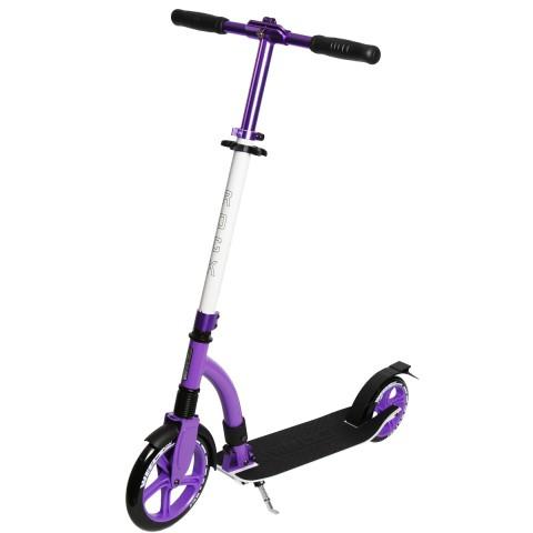 Самокат Weelz Rock фиолетовый