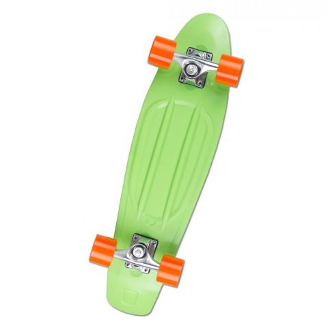 Мини-круизер Maxcity Plastic Board Big зеленый