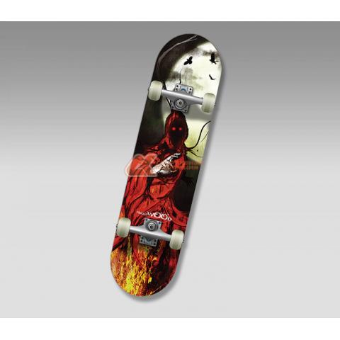 Скейтборд Hello Wood Evil