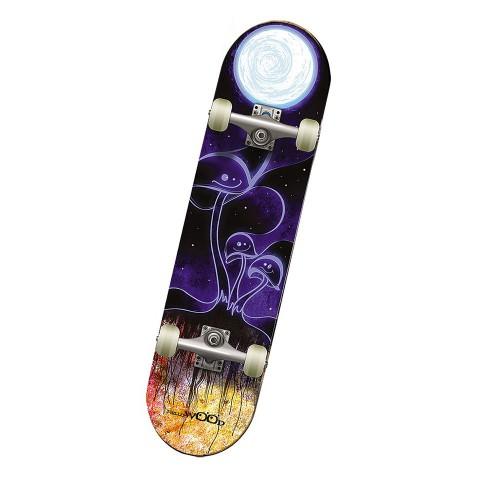 Скейтборд Hello Wood Moon