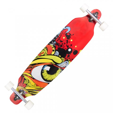 Лонгборд MaxCity MC Long Board 40 EYE