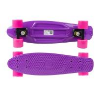 Круизер Maxcity MC X1 Small фиолетовый