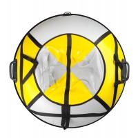Тюбинг СК Sport Pro Flash Желтый/Серый 110 см