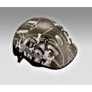 Шлем для роликов детский MAXCITY Baby City Black