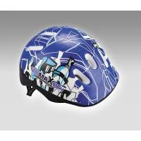 Шлем для роликов детский MAXCITY Baby City Blue