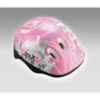 Шлем для роликов детский MAXCITY Baby City Pink
