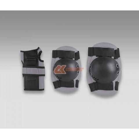 Защита для роликов детская MAXCITY Cup black