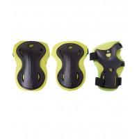 Защита для роликов детская Ridex Rapid зеленый