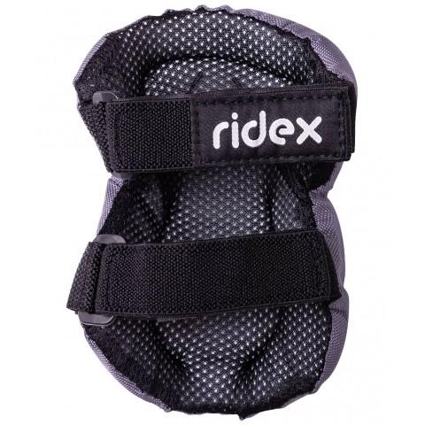 Защита для роликов детская Ridex Envy серый