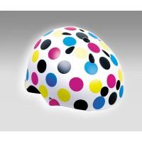 Шлем для роликов детский MAXCITY Graffiti Dots