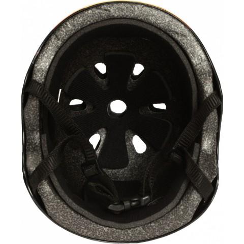 Шлем для роликов MAXCITY GRAFFITI flame
