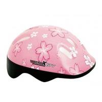 Шлем для роликов детский MAXCITY BABY Flower