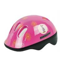 Шлем для роликов детский MAXCITY Baby Little Rabbit pink