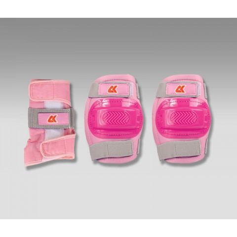 Защита для роликов детская СК JR PAD pink