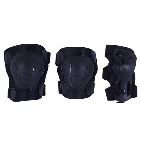 Защита для роликов детская Ridex Armor черный