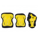 Защита для роликов детская Ridex Rocket желтый