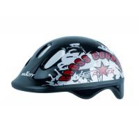 Шлем для роликов детский MAXCITY BABY Cross red