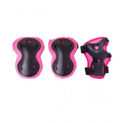 Защита для роликов детская Ridex Rapid розовый