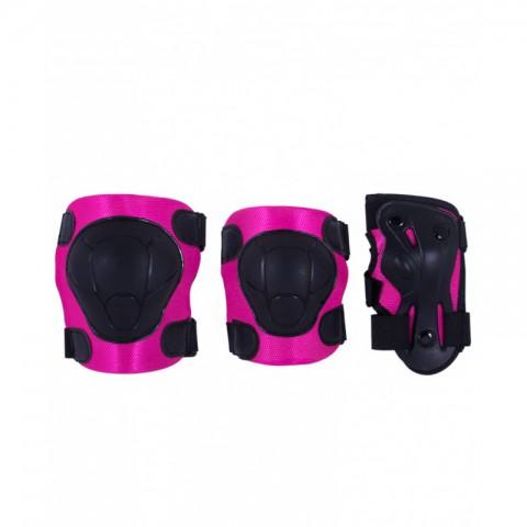 Защита для роликов детская Ridex Armor розовый