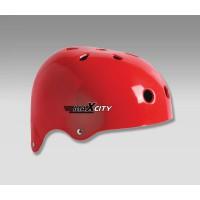 Шлем для роликов MAXCITY Roller red