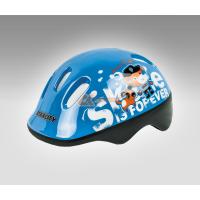 Шлем для роликов детский MAXCITY Baby Teddy blue