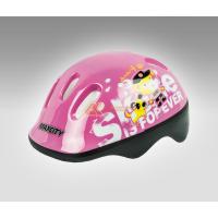 Шлем для роликов детский MAXCITY Baby Teddy pink