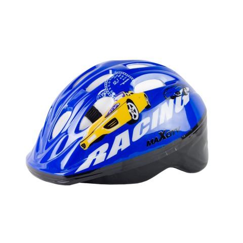 Шлем для роликов детский MAXCITY BABY Racing