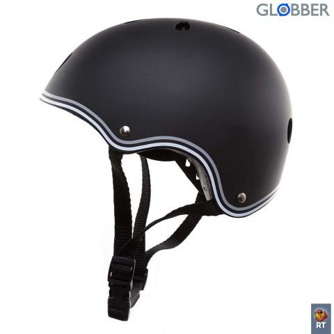 Шлем детский для самокатов Globber Junior Black XS-S