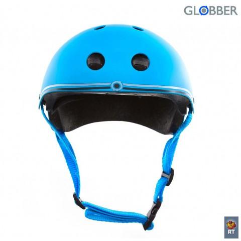 Шлем детский для самокатов Globber Junior Blue XS-S
