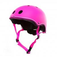 Шлем детский для самокатов Globber Junior Pink XS-S