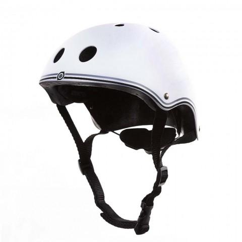 Шлем детский для самокатов Globber Junior White XS-S