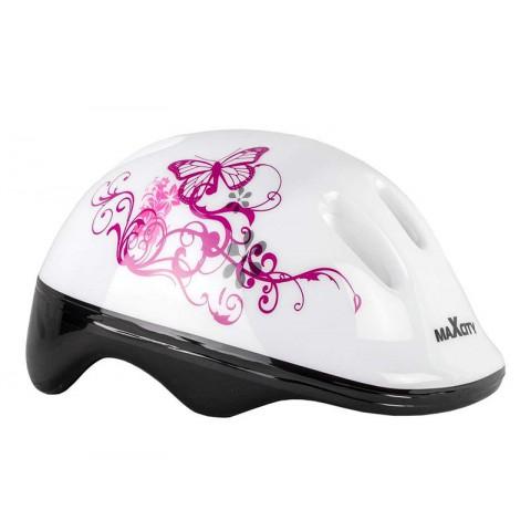 Шлем для роликов детский MAXCITY Caribo girl