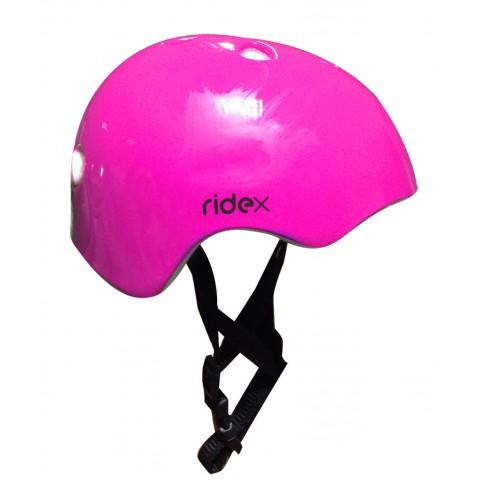 Шлем детский Ridex Shell розовый