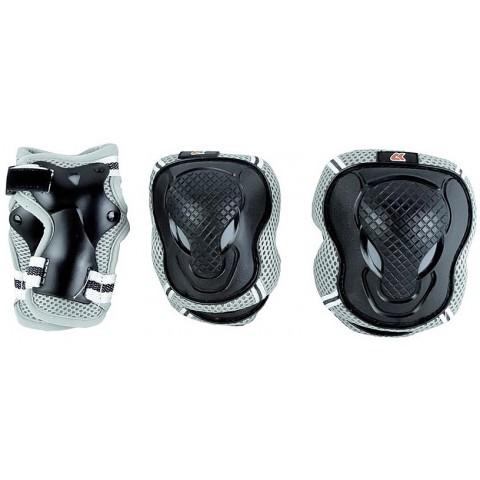 Защита для роликов СК BKP grey