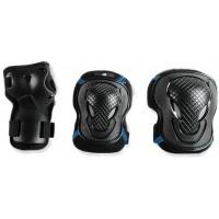 Защита для роликов СК BKP blue