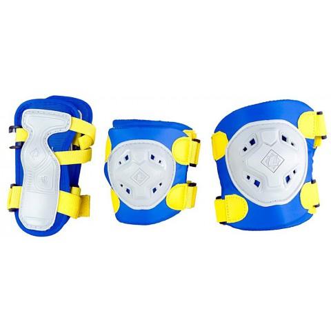 Защита для роликов детская MAXCITY GAME blue
