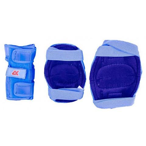 Защита для роликов детская СК JR PAD blue