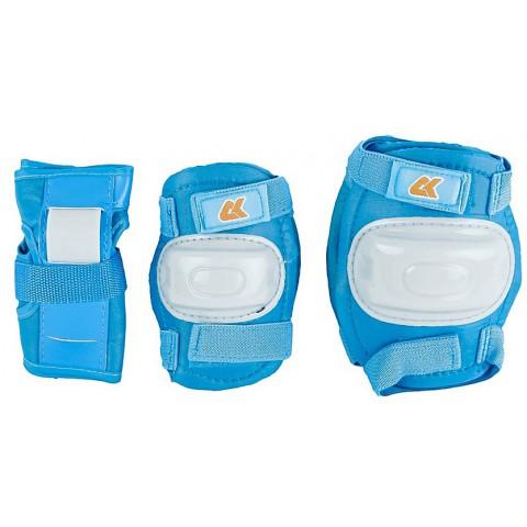 Защита для роликов детская СК JR PAD light blue