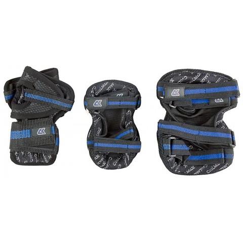Защита для роликов СК RKP blue