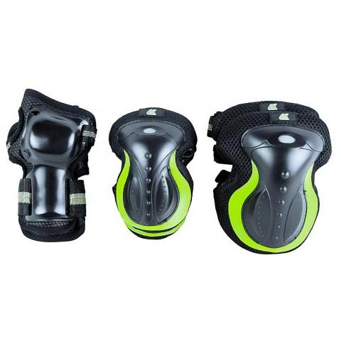Защита для роликов СК RKP lime